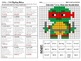 Chemistry and Physics Review Bundle: Mystery Pictures (Turtles)