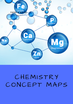 Chemistry concept maps
