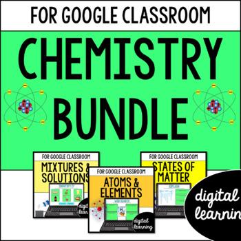 Chemistry for Google Drive & Google Classroom