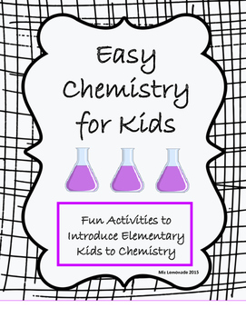 Easy Chemistry - atoms, elements, and molecules