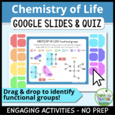 Chemistry of Life - Basic Chemistry Review - Digital INB Activities and Quiz
