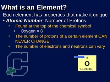 Chemistry of Life Notes