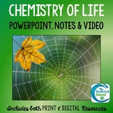 Chemistry of Life PowerPoint Lesson and Notes: Chemistry R