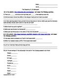 Chemistry of Life Webquest for Biology I