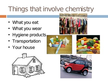Chemistry powerpoint