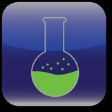 Chemisty App Style Logo (PNG)