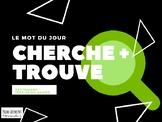 Cherche et trouve / Septembre / Spot it! Style game