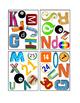 Cherche les paires - L'alphabet et les numéros 1 à 30
