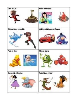 Cherche un ami - Disney #2