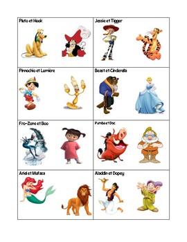 Cherche un ami - Disney