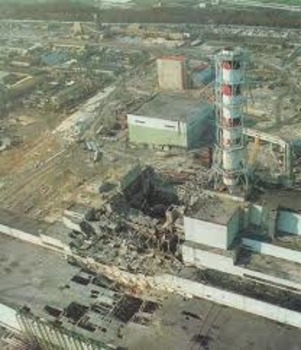 Chernobyl Disaster Powerpoint
