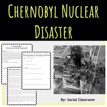 Chernobyl Nuclear Accident Reading and Activity