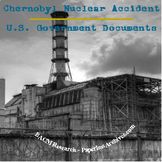 Chernobyl Nuclear Power Plant Accident CIA, Energy Dept, D