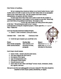 Cherokee Creek Chickasaw Tennessee Native American Research Project