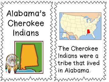 Cherokee Indians Reader