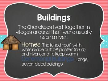 Cherokee Native Americans PowerPoint Presentation