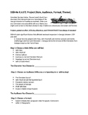 Cherokee Removal R.A.F.T. Project