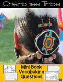 Cherokee Tribe Mini Book