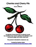 Cherries and Cherry Pits - Vocabulary Work