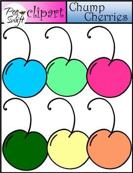 Cherry Clip Art ~ Chump Cherries