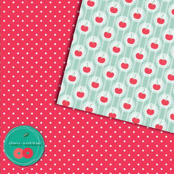 Cherry Digital Paper