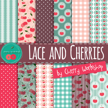 Cherry Digital Paper