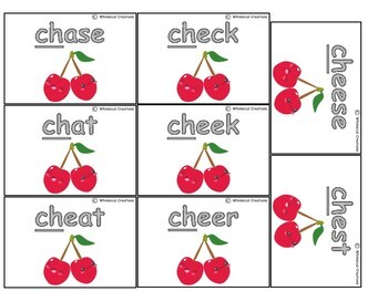 Cherry Digraph Game (ch)