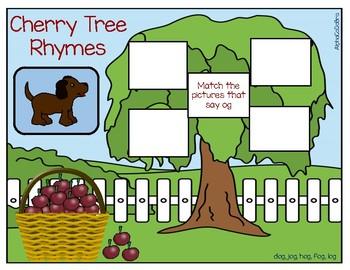 Cherry Tree Rhymes