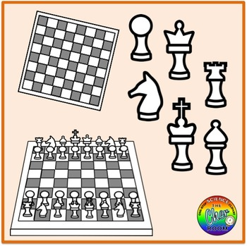 Chess Clipart (Games)