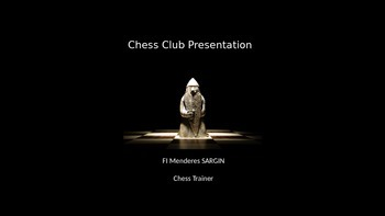 Chess Club Presentation