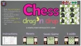 Chess Drag'n Drop - Power Point - Teach your students how