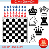 Chess Game Set Clip Art