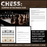 Chess:  Glimpses of the Middle Ages