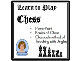 Chess:  How to Play by Learning Jingles