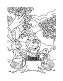 Chess Kindergarten Painting