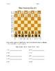 Chess Notation Quiz #1