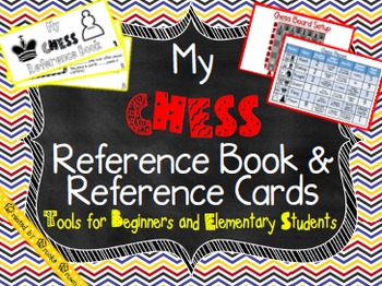 My Chess Reference Book & Reference Cards