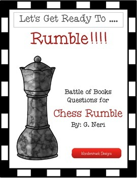 Chess Rumble Battle of the Books Questions