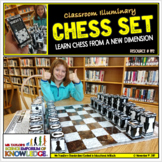 Chess Set Classroom Board Game