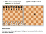 Chess Test – Opening Principles and Piece Development