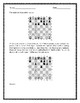 Chess Vocabulary Word Search