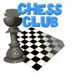 Chess club activities