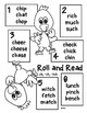 Chester Chicken Roll and Read ch, -ch, -tch