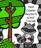 Chester Raccoon's School Friends packet