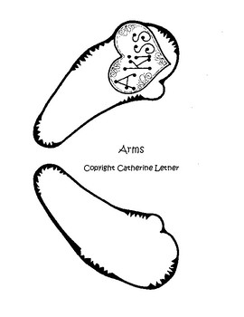 The Kissing Hand, Chester The Raccoon Craft