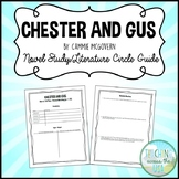 Chester and Gus by Cammie McGovern Novel Study/Literature