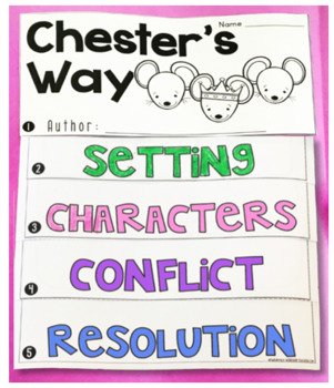 Chester's Way - A Book Companion (70+ pages)