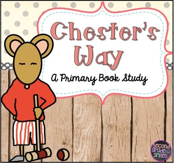 Chester's Way Book Study