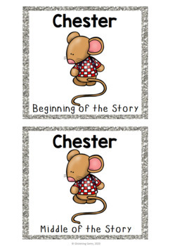 Chester's Way Character Traits Game