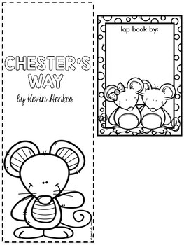 Chester's Way Literature Lap Book